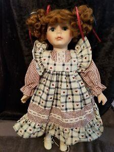 Vintage Little Girl Doll Pattern ~ A Cutie!!