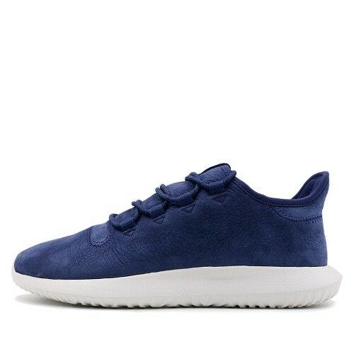 Mens Adidas Originals Tubular Shadow Navy White BB6870 Various UK Sizes