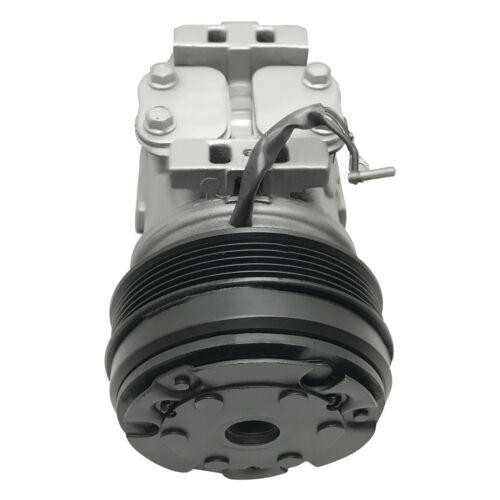 RYC Remanufactured AC Compressor and A//C Clutch EG322