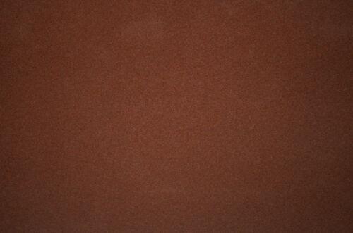 Vvivid 2ft x 4.5ft brown suede vinyl interior car wrap decal