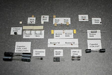 26pc Emerson A1AF8MPW-001, A17F8MPW,  Power Supply Component Repair Kit LC320EM2