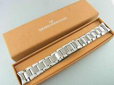 Original Girard Perregaux 1945 Vintage Armband Stahl Steel Bracelet 20 mm