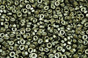 1000-1-4-20-Plain-Grade-5-Hex-Finish-Nuts-Unplated-Coarse