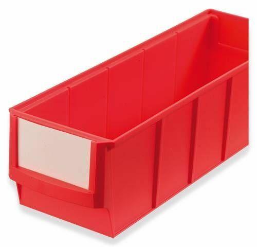 Etikettenschutzfolie transparent für Etiketten zu Industrieboxen und Trennstegen