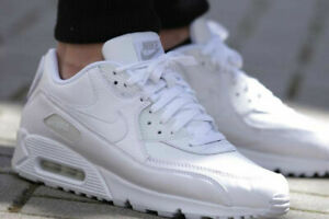 Details about Nike Air Max 90 Essential 302519 113 Women's Size 5.5 UK *New*