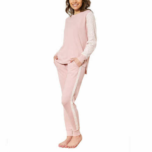 Select Size: XS-XXL * FAST SHIPPING * PINK Flora Nikrooz Ladies/' Lounge Set
