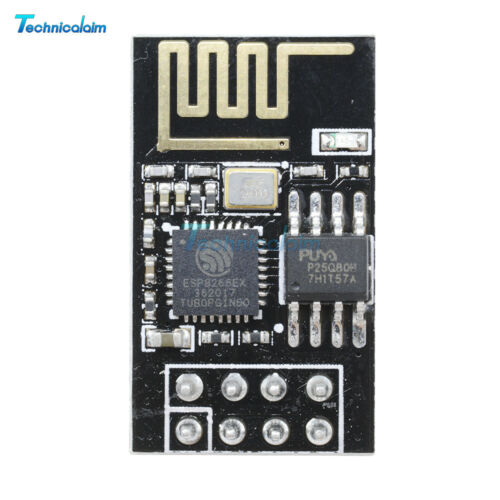 ESP-01//01S DHT22 AM2302 Temperature Humidity Sensor ESP8266 Wifi Wireless Module
