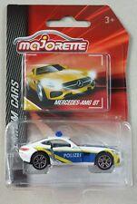 MAJORETTE Premium Cars Mercedes AMG GT Police Polizei Allemagne N° 232E 1.60