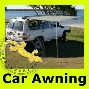 Image Is Loading Gordigear Gumtree 2 5m Car Roof Awning Can