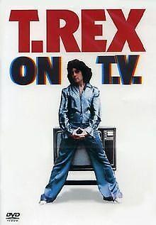 T. Rex - On TV   DVD   Zustand gut