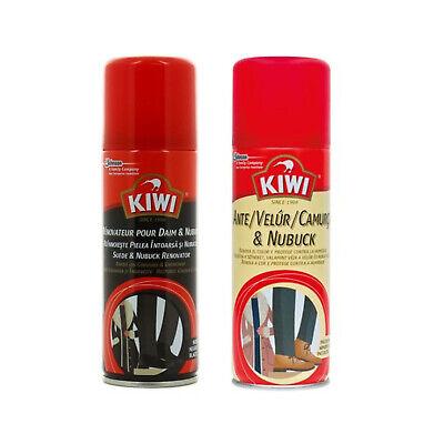 Kiwi Suede \u0026 Nubuck Renovator Spray
