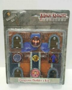 WizKids Mage Knight 2000 B Miniatures Dungeon /& Dragons Assorted Figures 2000 B
