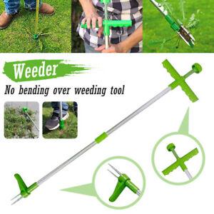 Extractor-De-Malezas-Extirpador-Twister-Twist-Tire-de-las-herramientas-de-removedor-de-asesino-de