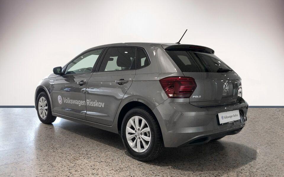 VW Polo 1,0 TSi 115 Highline Benzin modelår 2019 km 12000