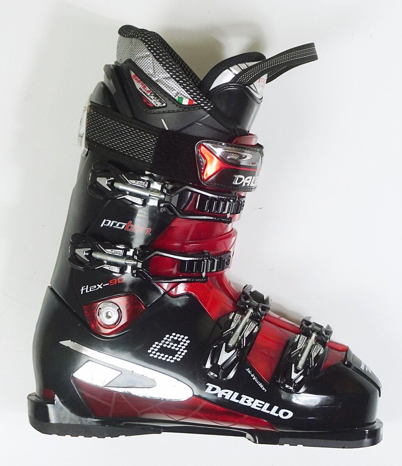 Dalbello Proton 90 Herren Skischuhe Mondopoint 28,5  größe ca.43,5  (FH701)