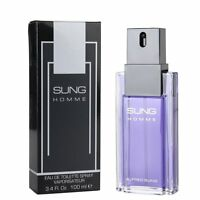 Sung By Alfred Sung Men 3.4 Oz 100 Ml Eau De Toilette Spray Sealed on sale