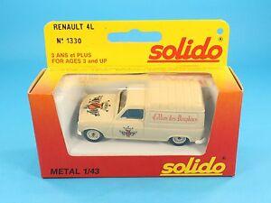 1-43-SOLIDO-N-1330-RENAULT-4-L-FONDO-MAGAZZINO-NIB-PS3-054