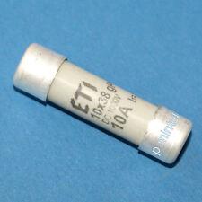PHOTOVOLTAIK - Zylinder-Sicherung 10A, 1000 V DC, 10x38
