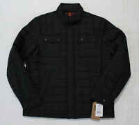 NEW MENS DOCKERS QUILTED COAT PUFFER JACKET NAVY OR BLACK SZ S,M,L NWT $180