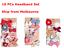 10PCs-Set-Handmade-Kid-Newborn-Baby-Toddler-Girls-Cotton-Bow-Headband-Headwrap thumbnail 1