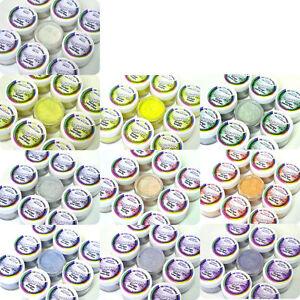 ** 5 X Any Sparkle Jewel ** Rainbow Dust Non-Toxic Cake Icing Glitter Decoration