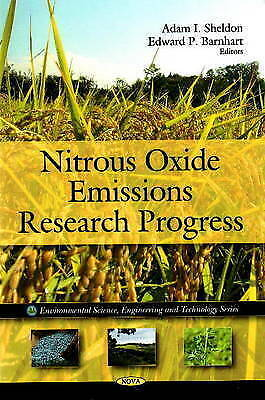 Nitrous Oxide Emissions Research Progress (Environmental Science, Engineering an