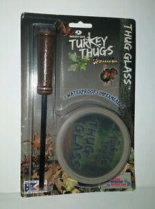 e54deaae88d Quaker Boy - Mossy Oak Turkey Thugs - Thug Glass - 99405 40191994054 ...