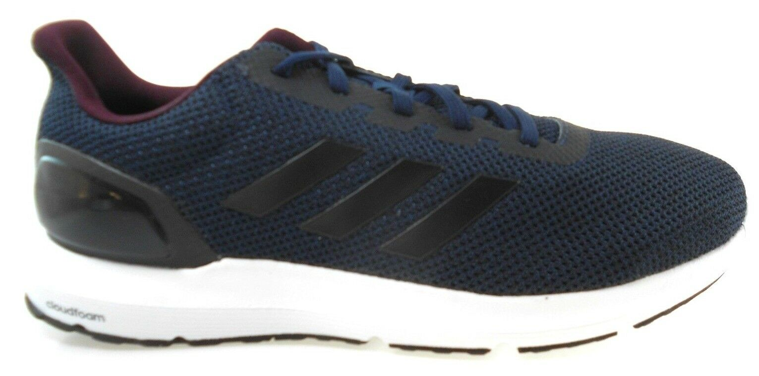 ADIDAS CLOUDFOAM COSMIC 2 SL M MEN'S NAVY/BLACK RUNNING SHOES, #CP9484 Comfortable and good-looking