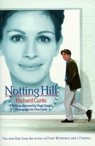 1 of 1 - Notting Hill by Curtis, Richard 0340738448 The Cheap Fast Free Post