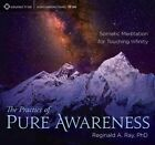 The Practice of Pure Awareness: Somatic Meditation for Touching Infinity by Reginald A. Ray (CD-Audio, 2015)