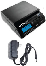 My Weigh Ultraship 75lb Digital Shippingpostalkitchen Scale And Power Adapter