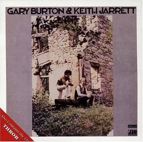 1 of 1 - Gary Burton / Keith - Gary Burton & Keith Jarrett / Throb [New CD]