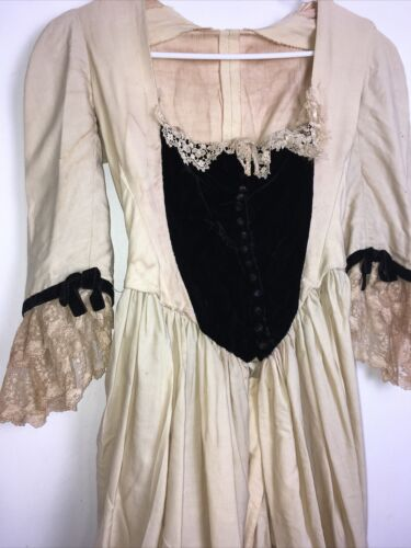 vintage edwardian victorian top Late 1800's