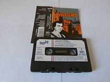 BERNARD LAVILLIERS - K7 audio / Audio tape !!! TOUT EST PERMIS !!!