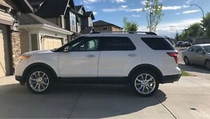 2014 Ford Explorer LRT