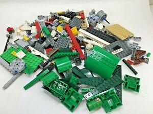 Lot LEGO Blocks & Misc Parts Green Parts Hubs & Specialty Parts