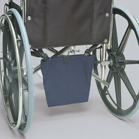 Nice Canvas Urinary Drainage Bag Holder/cover /bed Bag Catheters Users Foldey