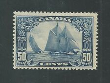 "CANADA # 158 Mint  SAILING SHIP ""BLUENOSE""  (8553)"