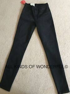 Rise black Side In Skinny Nobody Dark Rrp Cult High Sqt1PtwWUx