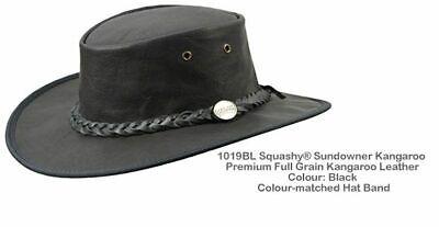 1019 Barmah Sundowner K/änguruleder Australien Braun