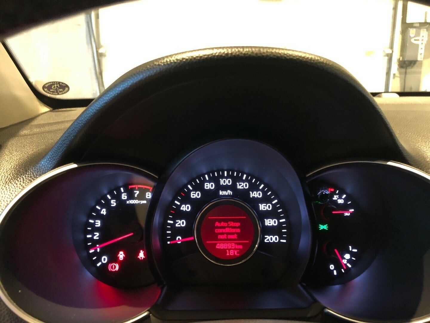 Kia Picanto 1,0 Collection Sport - billede 4