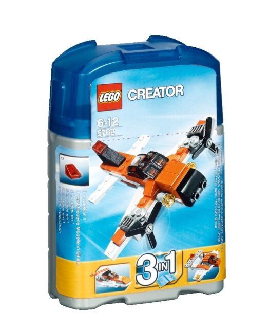 CREATOR 3-in-1 Build kit Mini Plane 5762