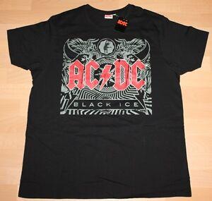 AC-DC-Black-Ice-T-Shirt-3XL-NEU-AC-DC