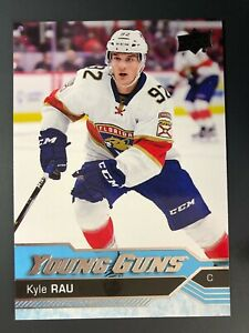 2016-17-Michael-Matheson-UD-Young-Guns-Rookie