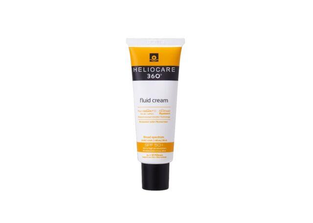 Heliocare 360° Fluid Cream Creme SPF 50+ 50ml Sonnenschutz Sonnencreme