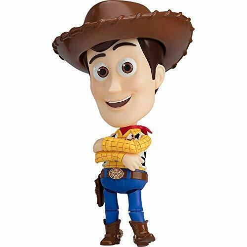 GOOD SMILE COMPANY Nendgoldid Toy Story Woody DX Ver. Action Figure w  Tracking