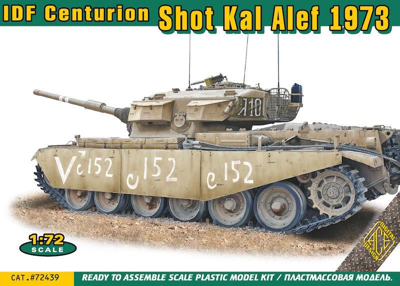 Ace 1 72 Idf Centurione Shot Kal Kal Kal Alef 1973  72439 04eab1