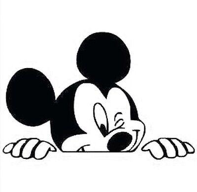 Disney/'s-Pluto-Car-Van-Camper-Pick Up-Truck-Wall-Door-Decal-Sticker FREE POST