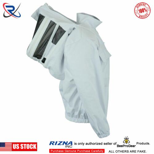 2XL Beepro beekeeper beekeeping jacket veil protective Astronaut veil hat hood