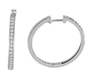 Round-Shape-Inside-Out-Hoops-Earrings-VS1-E-1-51-Ct-Natural-Diamond-White-Gold